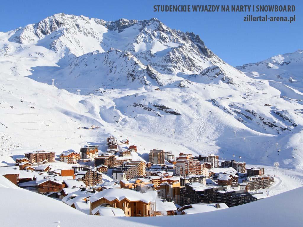 studenckie wyjazdy na narty i snowboard